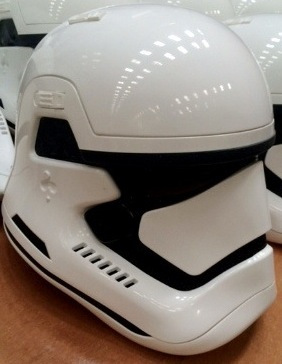 New Storm Trooper Helmets