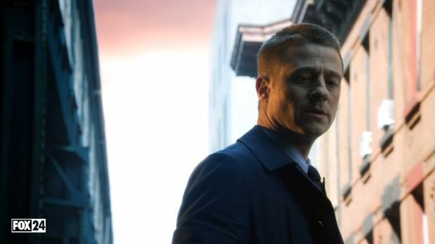 Gotham Pilot - Gordon