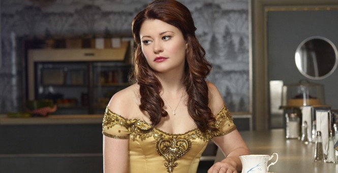 Once Upon a Time: Frances O'Connor Cast As Belle's Mom ...