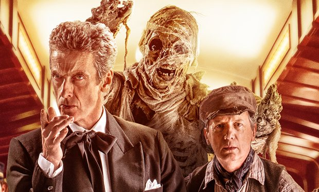 Doctor Who, Mummy on the Orient Express, Peter Capaldi