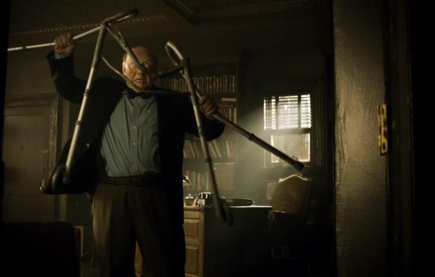 Gotham 5 - Grandpa Hulk