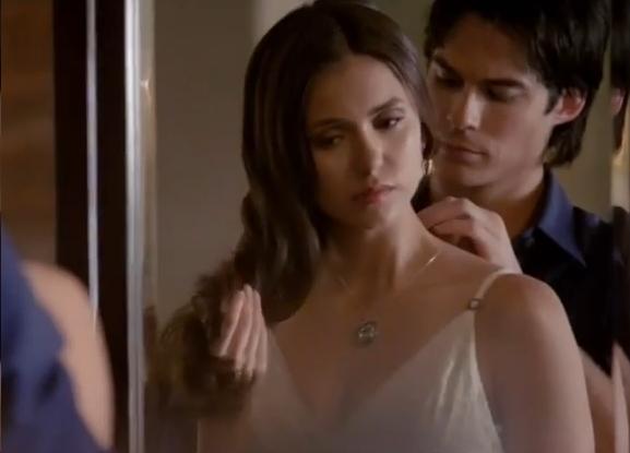 Elena and damon hookup