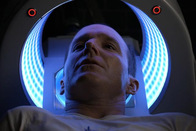 Agents of S.H.I.E.L.D. 7 - memory machine