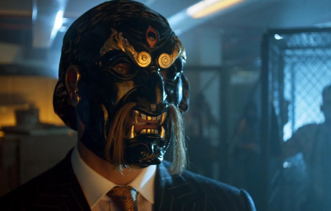 Gotham 8 - Black Mask