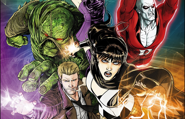 justice league dark - dark universe