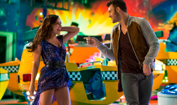 BRIANA EVIGAN and RYAN GUZMAN star in STEP UP ALL IN