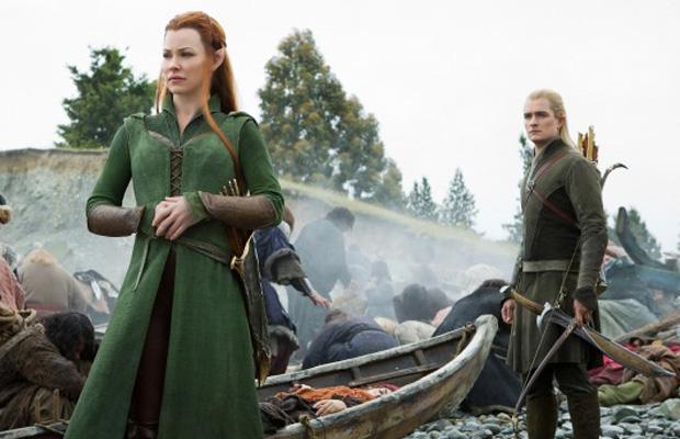 the_hobbit_battle_five_armies_evangeline_lilly_orlando_bloom