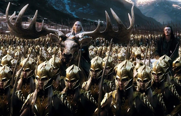 Review The Hobbit The Battle Of The Five Armies Welcome