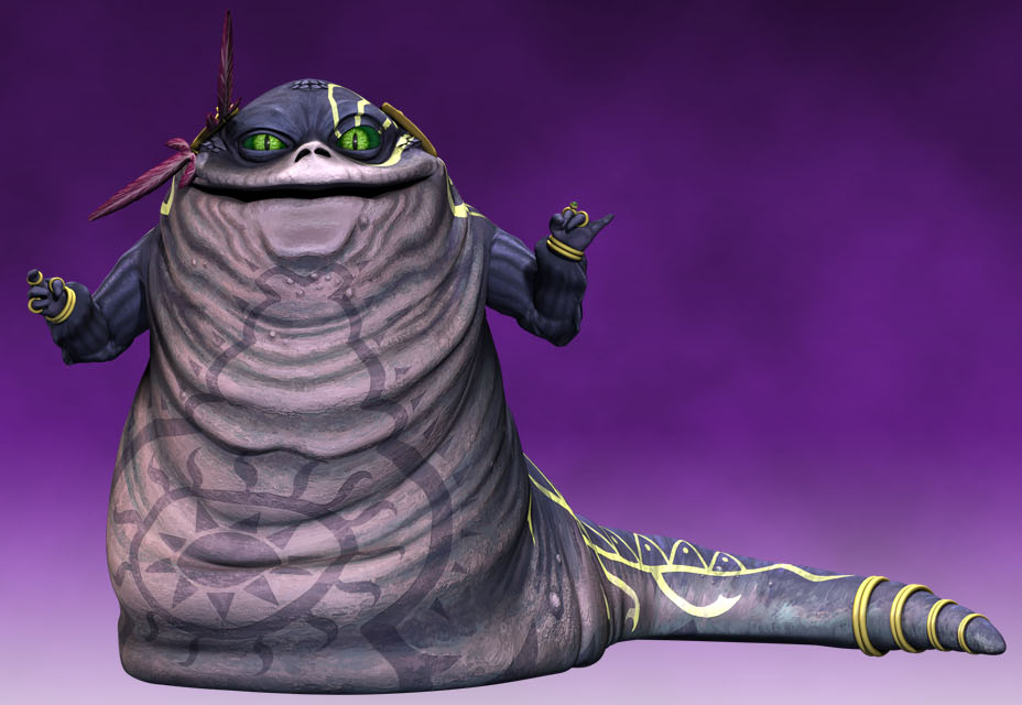 Ziro-The-hutt-the-clone-wars