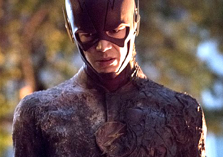 Flash After The Rogues