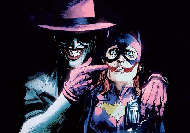 Batman: The Killing Joke Batgirl
