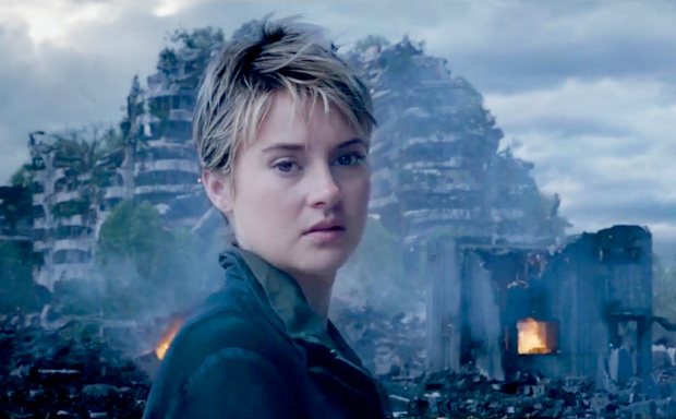Insurgent Shailene