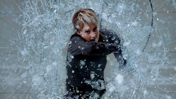 Insurgent splash
